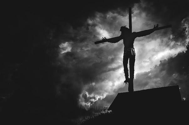 Il Cristo di paglia di Moreno re