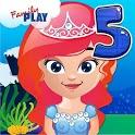 Fifth Grade Mermaid Princess icon