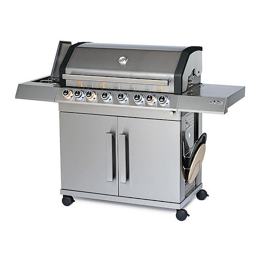 Kingstone Cliff 855 ES Gasolgrill