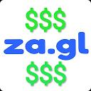 Za.gl-Earn money shorten link's APK