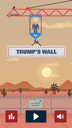 TRUMP'S WALL - Build it Huuuge