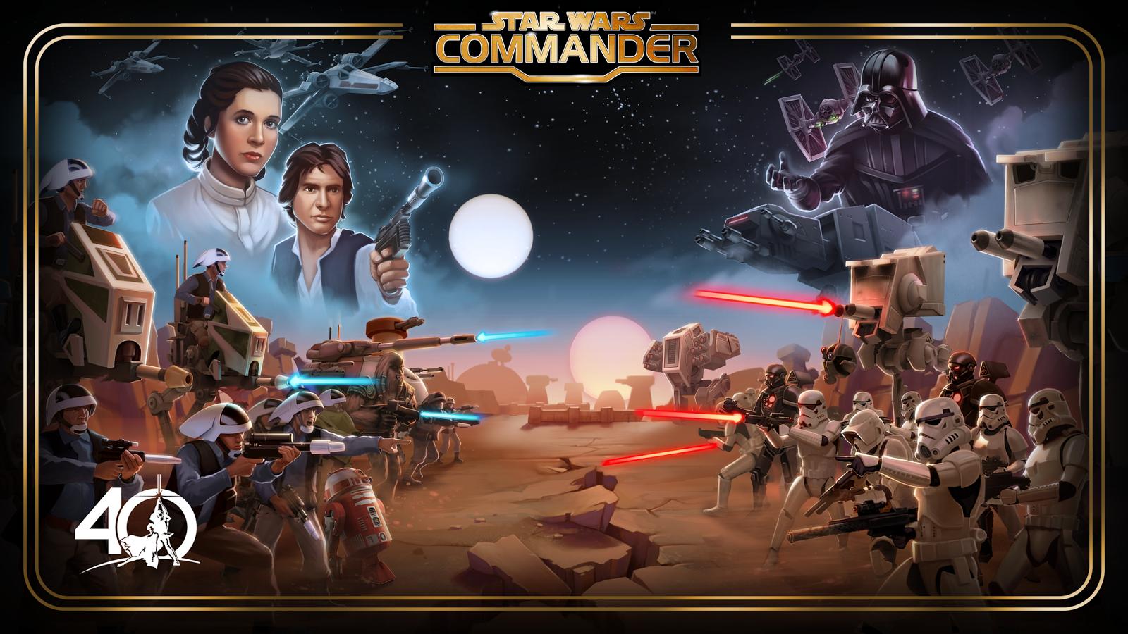 Star Wars Commander Mod Apk (v7.4.0.95) - getmodsapk.com
