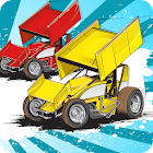Dirt Racing Sprint Car Game 2 icon