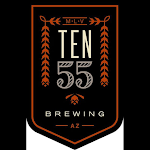 Logo for Ten Fifty-Five Brewing