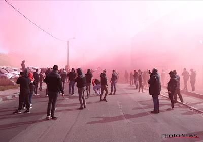 Clasico : les supporters des Rouches ont endommagé le car des joueurs