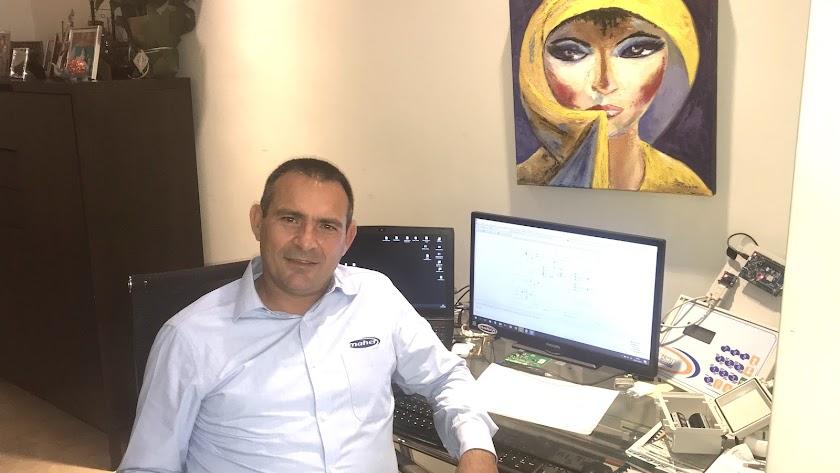 Manuel  Hernández Segura, en su trabajo