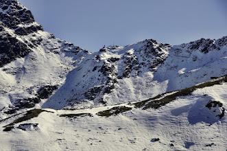 Photo: Schneebergscharte um 11 Uhr