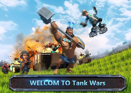 Tank Wars-Royal Commander