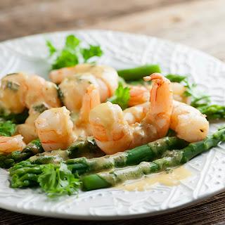 Dijon Shrimp Scampi.