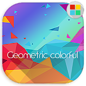 Geometric Colorful for Xperia™