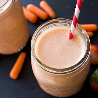 Coconut Water Smoothie.