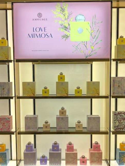 Amouage, perfumy