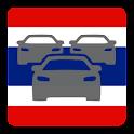 Driver License Exam Thailand icon