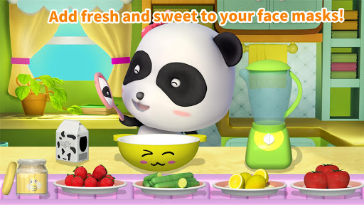 Cleaning Fun - Baby Panda  screenshots 3