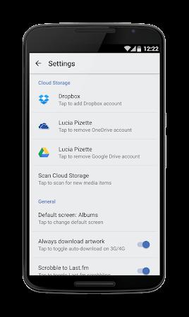CloudPlayer by doubleTwist 1.0.5 screenshot 31706