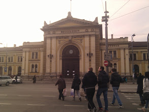 Photo: I think this is the train station.