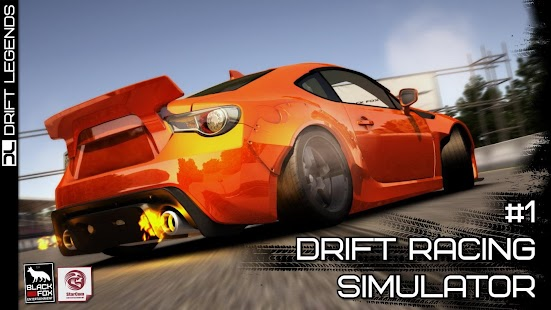 Drift Legends: Real Car Racing Screenshot