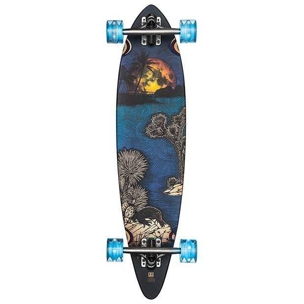 longboard - Globe pintail 34