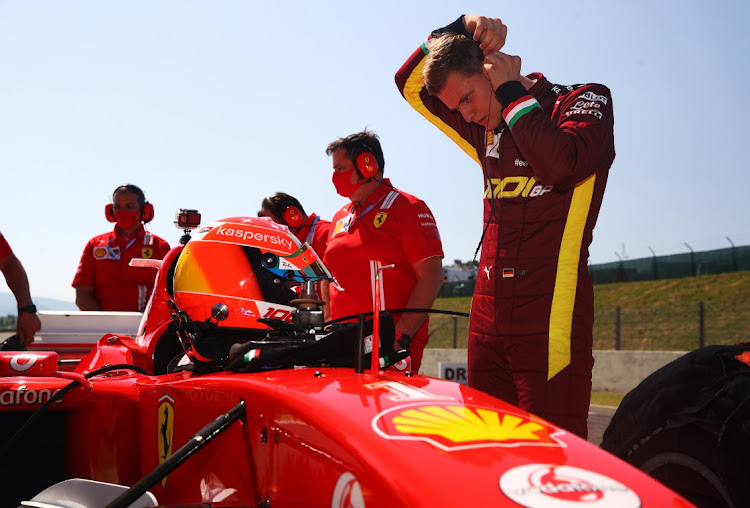 Ferrari Mark 1 000th Race With Pride Pain And A Schumacher