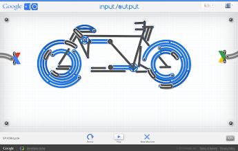 "Photo: From Subhankar, ""my bike ""SP IO Bicycle"" ....njoy the ride :) #io12"" http://goo.gl/cChN4"