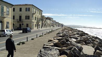 Photo: W oddali Livorno, a wcześniej - Terenia