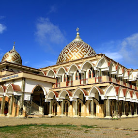 Masjid Al ~ Aqsha  by Edwin Yepese - Buildings & Architecture Places of Worship ( place of worship, architecture )
