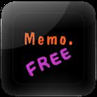 備忘小工具(Memo Widget) - for Minimalist icon