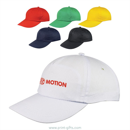 Full Colour Printed Baseball Caps