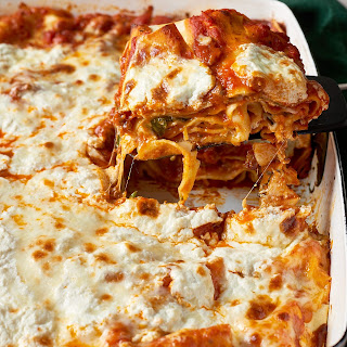 5-Ingredient Lazy Lasagna.
