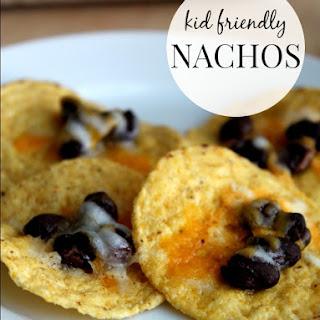 Kid Friendly Nachos