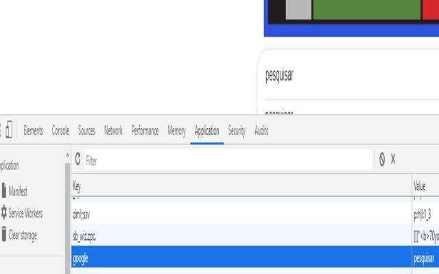 WebStorage HTML5