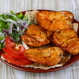 Spiced Baked Chicken Breast