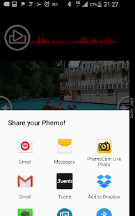 PhemoCam Live Photo & Audio- screenshot thumbnail