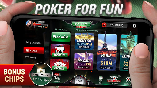 PokerStars Play: Free Texas Holdem Poker Game 3.1.0 screenshots 15