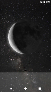 MOON - Current Moon Phase- screenshot thumbnail