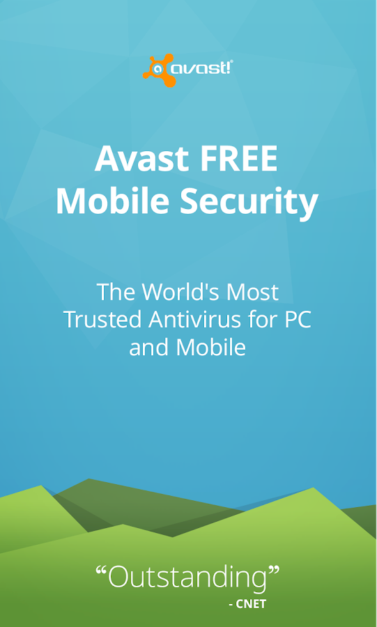 Mobile Security & Antivirus: captura de tela