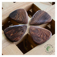 Timber Tones MK11 Thai Rosewood Pack of Four