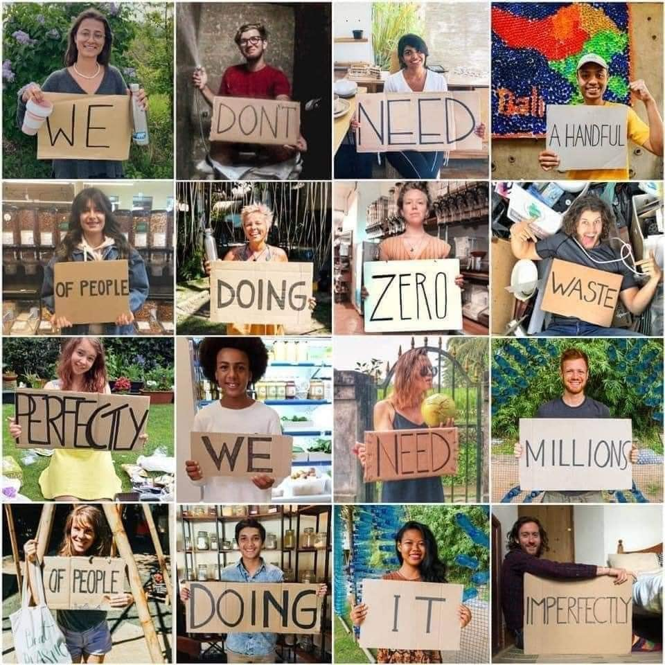 Dieci azioni per l'ambiente