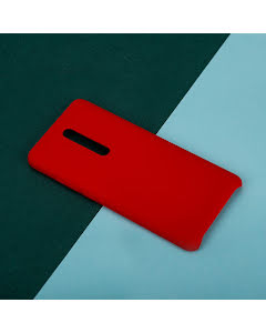 Backcase Xiaomi original Mi 9T/ Mi 9T Pro Silicon Case Red