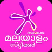 StickOmatic  Malayalam Stickers