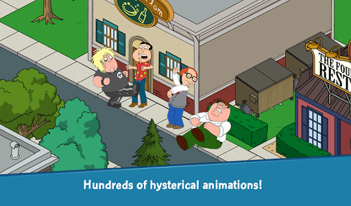 Family Guy The Quest for Stuff screenshot 18