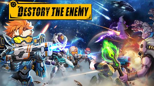 Télécharger gratuit Star Battle Colonization- Star Wars, Strategy Game APK MOD 1