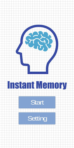 Instant Memory  captures d'écran 1