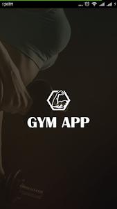 Gym App screenshot 0