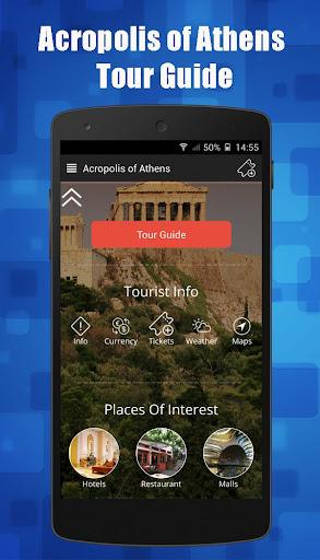 Acropolis of Athens Tour Guide