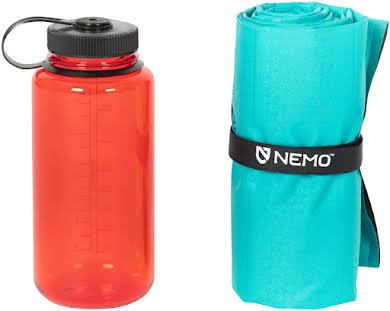 "NEMO Equipment, Inc. Astro 20R Sleeping Pad: 20"" x 72"" Verglas Teal alternate image 0"