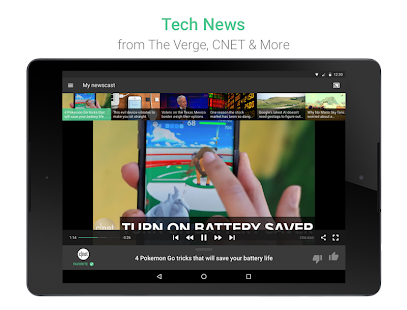 Watchup: Video News Daily Screenshot 23