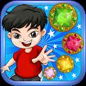 Super Jewel Blitz Bubble Star icon
