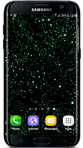 Gyro Particles Live Wallpaper v1.0.1