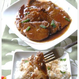 Shoyu Pork Loin Roast
